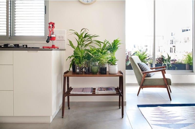 Tel Aviv apartment in Scandinavian style5