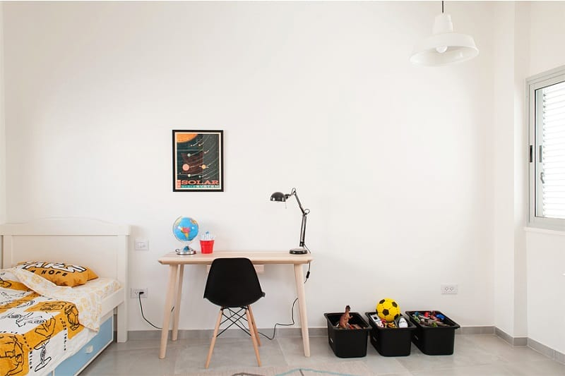 Tel Aviv apartment in Scandinavian style6
