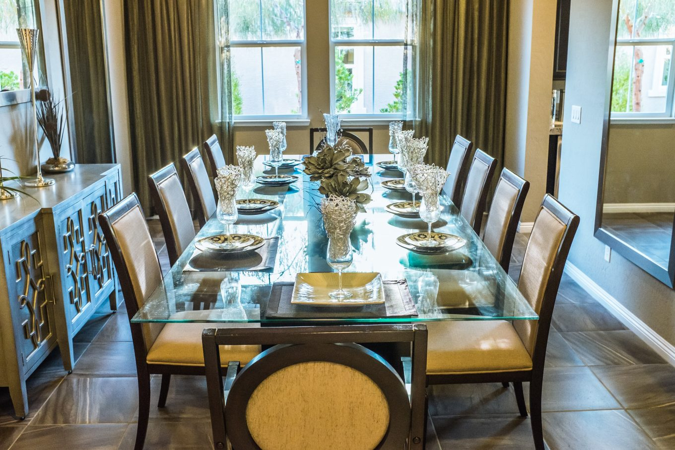 10 Modern Unique Glass Dining Tables Ideas Pros Cons Guidance